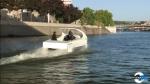 Les navettes-taxis Seabubbles pourraient circuler sur la Seine au printemps