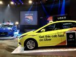 Uber concilie Taxi et VTC dans l'application UberFlash