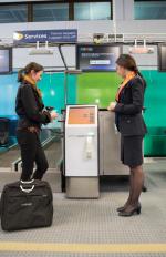 L'aéroport Marseille Provence s'équipe de systèmes de dépose de bagages automatisés