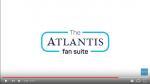 Atlantis Fan Suite : la chambre