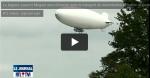 FlyWin : un concept de dirigeable pour le fret aérien