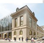 Ouverture du Grand-Hôtel Dieu à Lyon le 27 avril