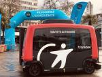 Demoiselle : un projet de navette autonome à l'étude à Aix-en-Provence