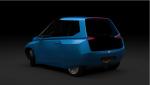 Noah la première voiture imprimée en 3D et 100% recyclable