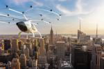 Volocopter dévoile ses concepts de taxis volants